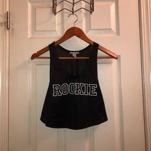 Forever 21 - Rookie Crop Top